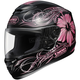 Black/Pink Goddess Qwest Helmet