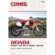 Honda CR250R/CR500R Repair Manual - M432-3