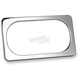 Chrome Smooth License Plate Frame - 12-149