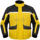 Yellow/Black Cascade Jacket