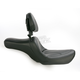 SaddleHyde King Seat w/Driver Backrest - 836HFJ