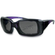 Purple Womens Ava Convertible Sunglasses/Goggles - BAVA401