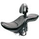 Classic Explorer Seat w/Driver Backrest - 88N2JS