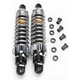 Chrome Standard 444 Series Shocks - 115/155 Spring Rate (lbs/in) - 444-4054C