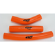 Orange Performance Radiator Hoses - SFSMBC177O