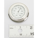 Chrome Flat Mount Thermometer w/White Face - SL-11000