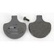 Carbon Tech Brake Pads - 579HCT