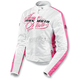 Womens White Hella Street Angel Jacket