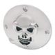 3-D Skull Derby Cover - 1107-0034