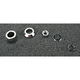 Front Axle Spacer/Nut Kit - 2390-5