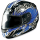 CL-SP Blue Typhoon Helmet