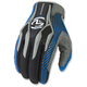 Blue XCR Gloves