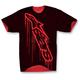 Black Overspray T-Shirt