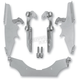 Batwing Polished Trigger Lock Hardware - MEK1927