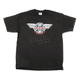 Mens Winged Cross T-Shirt