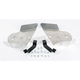 Rear A-Arm Guards - 74876