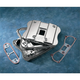 Chrome Rocker Box Cover Kit - DS-376512