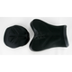 Tech One-Piece Solo Seat with Rear Cover - 0810-0806