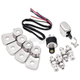 Universal Wiring Kit w/ Turn Signal Mounts - 25-9000