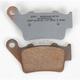 Standard Sintered Metal Brake Pads - DP622