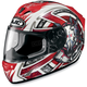 FS-15 Red Trophy Helmet