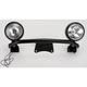Light Bar and Spotlight - 04-0119B