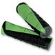 Black/Green Deuce ATV Grips - 217892-1043