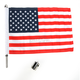 Rear Flag Mount w/Flag - RFM-MSQ15