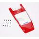 Red ATV Hood - 509692