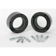 Rear 2 1/2 in. Urethane Wheel Spacers - 0222-0185