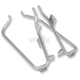 Saddlebag Support Brackets - 3501-0612