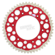 Red TwinRing Heavy-Duty Sprocket - 1540-520-51GPRD