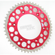 Red TwinRing Heavy-Duty Sprocket - 1540-520-49GPRD