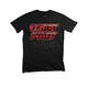 Black/Red Flashback T-Shirt - W13625
