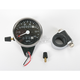 2:1 Ratio Mini Speedometer w/Black Face and Trip Meter - DS-243813