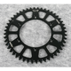 Black Anodized Rear Works Triplestar Aluminum Sprocket - 5-357752BK