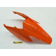KTM Orange Rear Fender w/Attached Side Panels - 2040550237