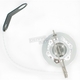 Silver Oil Filler Cap Kit - 00-01314-21