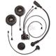 Full-Face Clamp-On HS-279 Helmet Headset w/Standard Mic - HS-BCD279-FF
