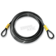 30 ft. x 10mm Kryptoflex Looped Cable - 720018-830504