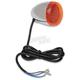 LED Amber Bullet Turn Signal - 8500A-LED