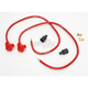 Red Universal 8mm Pro Wire Set w/90 Degree Boot - 76281