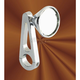 Chrome Billet Clamp-On Mirror - 8-12