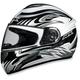FX-100 Pearl White Multi Helmet