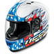 Alliance SSR Britton White Helmet