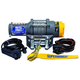 Terra25 2500LB Winch with Wire Rope - 1125220