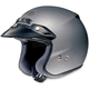 RJ Platinum-R Matte Grey Helmet