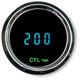 3000 Series Digital Cylinder Head Temperature Gauge - HLY-3111