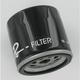 Black Oil Filter - 01-0066