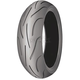 Rear Pilot Power 180/55ZR-17 Blackwall Tire - 17408